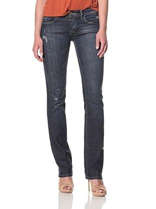 [BLANKNYC] Women's Slim Bootcut Jeans (Dirty Bird)