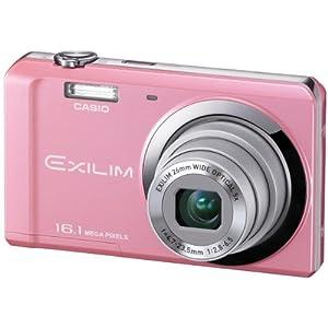 CASIO デジタルカメラ EXILIM EX-ZS6 ピンク EX-ZS6PK