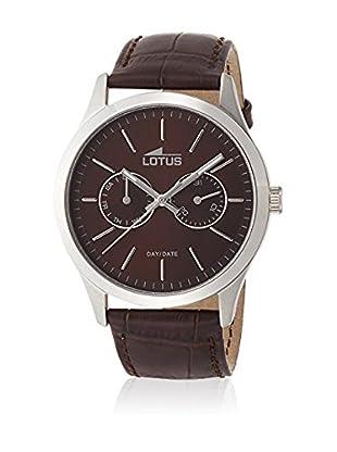 Lotus Reloj de cuarzo Unisex 42 mm