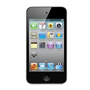 Apple ipod Touch 4th Gen Smartphone-Black