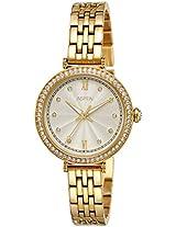 Aspen Analog Champagne Dial Women's Watch - AP1945