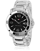 Tommy Hilfiger Classic Analog Black Dial Men's Watch - NTH1790824J