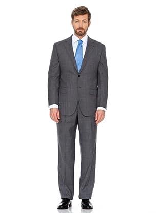 Cortefiel Klassischer Anzug (Grau)