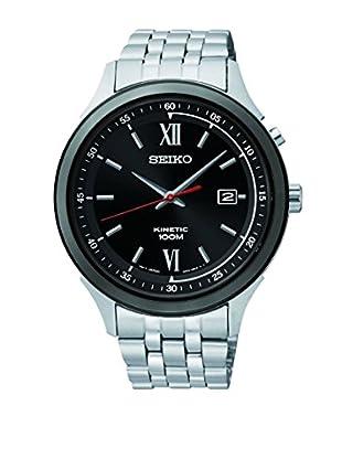 Seiko Reloj de cuarzo SKA659P1 Kinetic Metal 43  mm