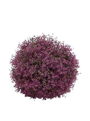 Faux Purple Flower 8