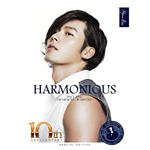 『HARMONIOUS-HIS MEMORY HIS STORY SINCE 2002』