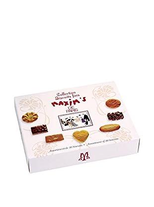 Maxim's de Paris Box of 36 Fine Cookie Collection