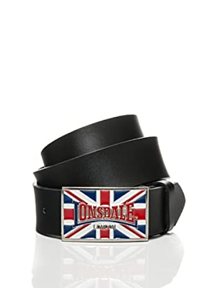Lonsdale Cinturón Linyi (Negro)