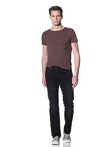 Dylan George Men's Jimmy Slim Twin Jeans (Croydon Blue)