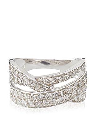 PARIS VENDÔME Ring Entrelacs Du Soir Diamants
