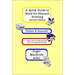 A Quick Guide to Book-On-Demand Printing