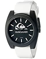 Quiksilver Analog Black Dial Men's Watch - QS-1022-WTBK
