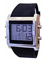 A Avon Digital Black Dial Men's Watch - 1001841