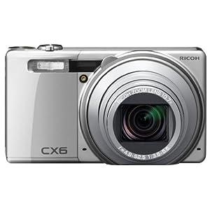 RICOH デジタルカメラ CX6