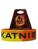 The Hunger Games Rubber Bracelet Katniss
