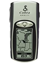 Cobra GPS 500 1.1-Inch Portable GPS Navigator
