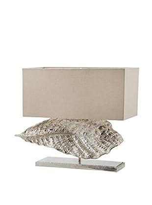 Artistic Lighting Table Lamp, Nickel
