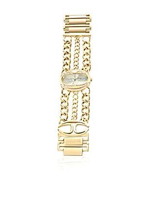 Just Cavalli Reloj de cuarzo Trinity Dorado 41 mm