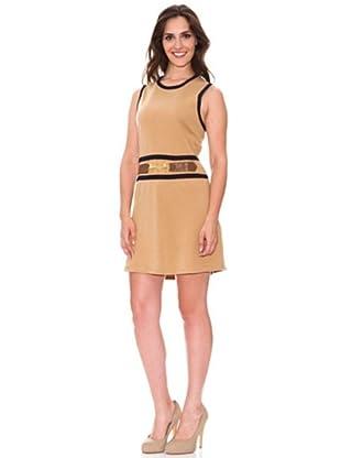 Cortefiel Kleid (Beige)