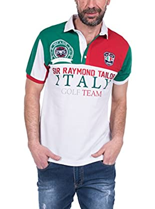 SIR RAYMOND TAILOR Polo Shirt Short Sleeve Italy