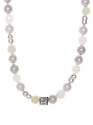 Pertegaz Collar Perlas de Mallorca Verde