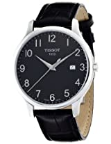 Tissot T-Classic Analog Black Dial Men's Watch - T0636101605200