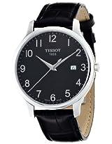 Tissot T-Classic Analog Black Dial Men's Watch - T0636101605200