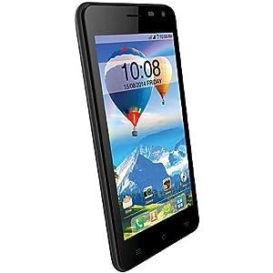 Intex Aqua Style X Android Mobile Phone - Black