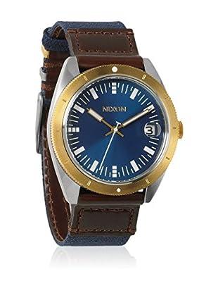 Nixon Uhr mit japanischem Quarzuhrwerk Man A355-429 42 mm