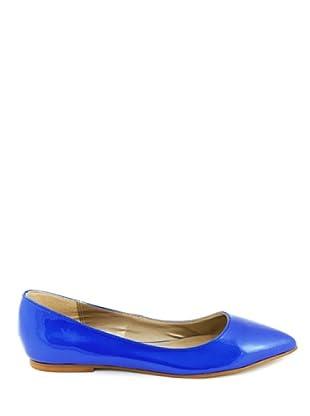 Eye Shoes Bailarinas Puntera Afilada (Cobalto)
