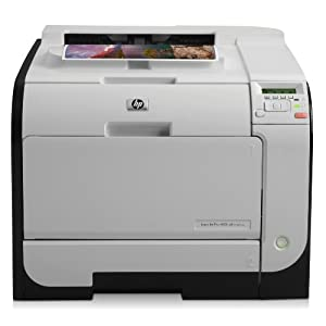 HP Color LaserJet Pro M-451nw Printer