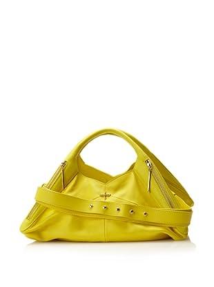 Pour La Victoire Women's Nouveau Satchel (Lemon)