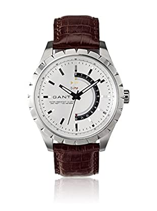 GANT Watches Herren-Armbanduhr XL Boxford Analog Leder W10772