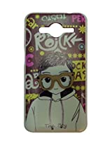 ENVY Designer The Boy Back Cover for Samsung Galaxy Core 2
