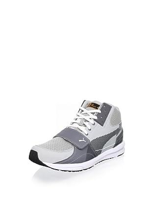 Puma Bolt Evospeed XT Running Shoe (Gray Violet/Steel Gray)