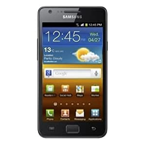 Samsung Galaxy S2 I9100 Smartphone-Black