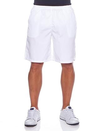 Ellesse Short Tenis Pes (Blanco)