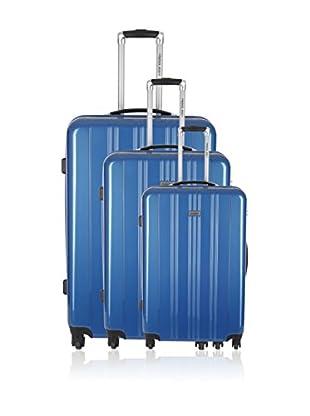 Travel One Set de 3 trolleys rígidos Badon