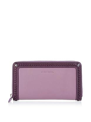 Braun Büffel Portemonnaie (Purple)