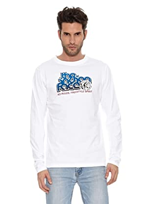 The Indian Face Camiseta Hillsborough (Blanco)