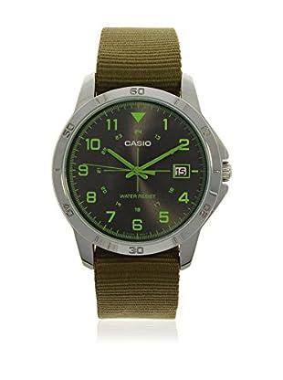 Casio Reloj con movimiento cuarzo japonés Man MTP-V008B-3B 42.0 mm