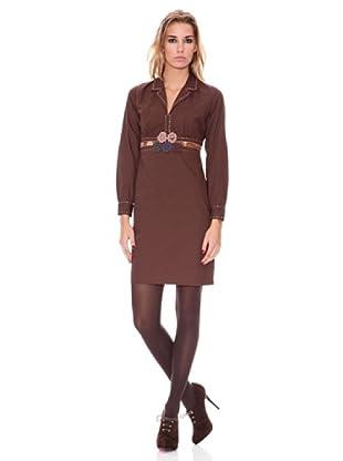 Tonalá Vestido Limón (marrón)