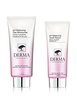 DERMA TREATMENTS Kit Facial 2 Piezas Balancing