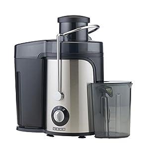 Usha 3240 400-Watt Stainless Steel Juicer (Black)