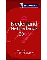 Michelin Guide Nederland 2007 2007 (Michelin Guides)
