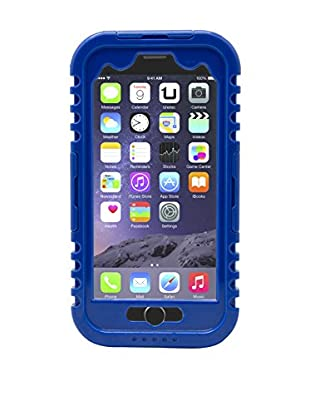 Unotec Hülle Waterproof iPhone 6 / 6S blau