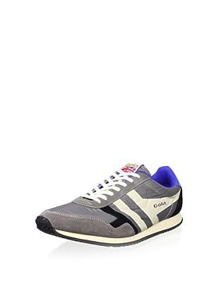 Gola Men'S Spirit Classic Jogger Style (Grey/Reflex Blue/Ecru)