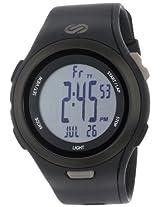 Soleus digital Ultra Sole Black Men's sports watch - SR010-001