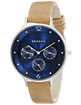 Skagen Analogue Blue Dial Women's Watch - SKW2310