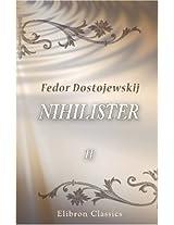 Nihilister: Roman. Anden del. Fra Russisk ved Erna Huel-Hansen (Danish Edition)